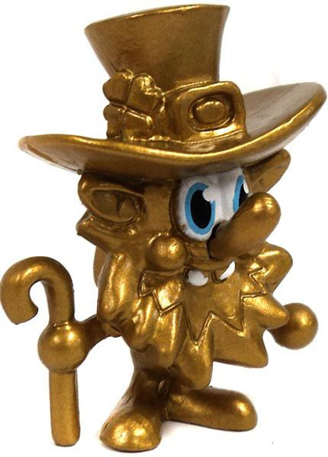 Moshi Monsters Moshlings Series 4 O'Really 1.5-Inch Mini Figure #70 [Gold]
