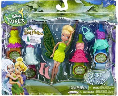 Disney Fairies Secret of the Wings Pixie Hollow Tink's Spring Fashions Playset
