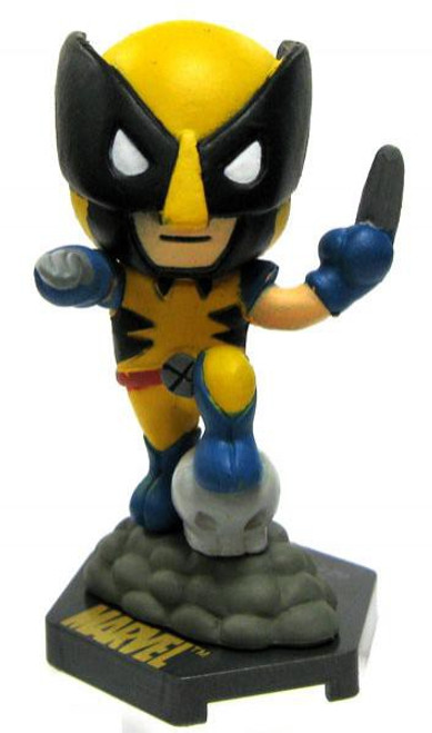 Marvel Grab Zags Wolverine Minifigure