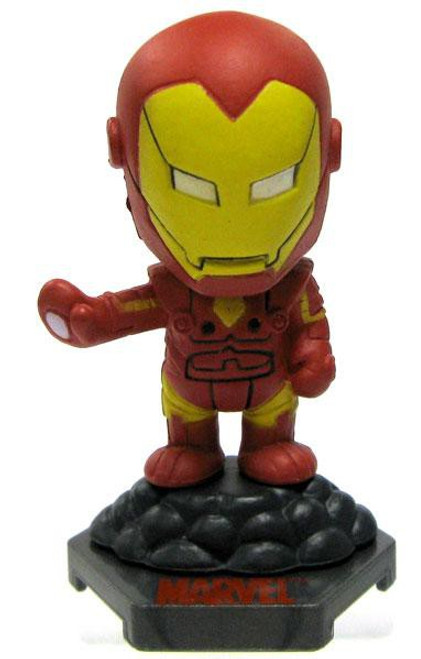 Marvel Grab Zags Iron Man Minifigure