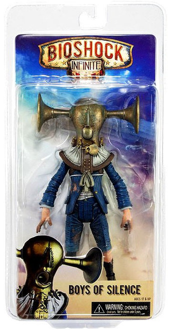 NECA Bioshock Infinite Boys of Silence Action Figure