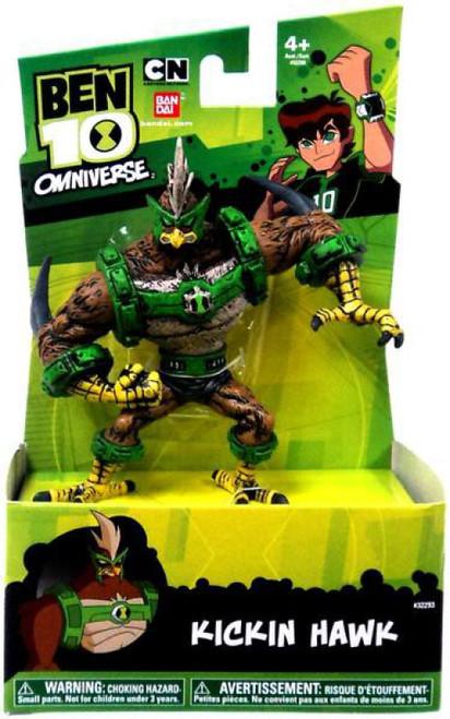 Ben 10 Omniverse HyperAliens Kickin' Hawk Action Figure