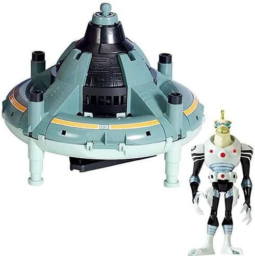 Ben 10 Omniverse Intergalactic Plumber Command Center Exclusive Playset