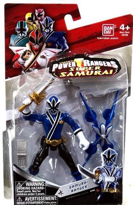 Power Rangers Super Samurai Samurai Ranger Water Action Figure