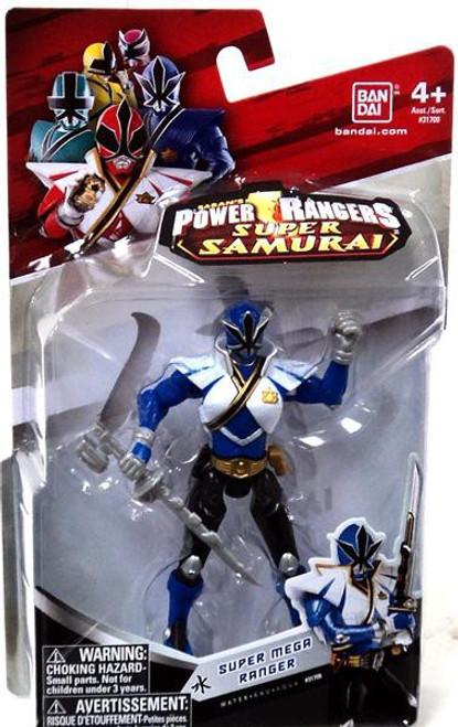 Power Rangers Super Samurai Super Mega Ranger Water Action Figure