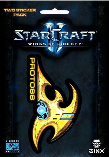 Starcraft II Protoss Sticker