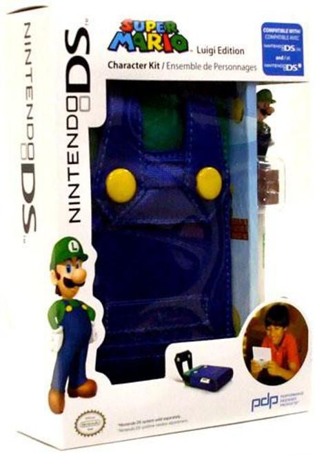 Super Mario Nintendo DS Luigi Character Kit