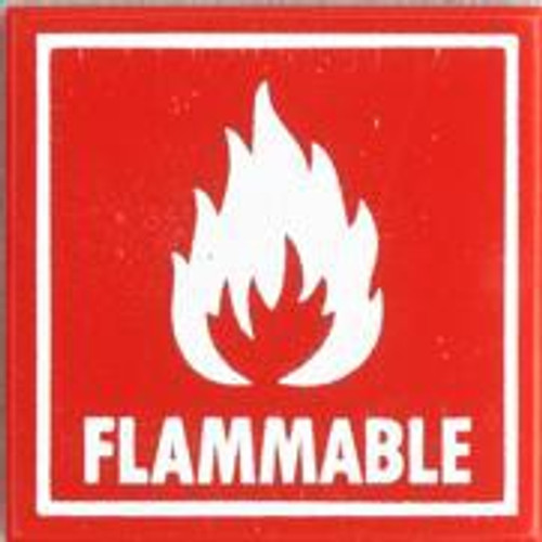 Citizen Brick Custom Painted Flammable Tile Loose Accessory [Red]