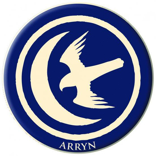 Game of Thrones Arryn House Crest Patch