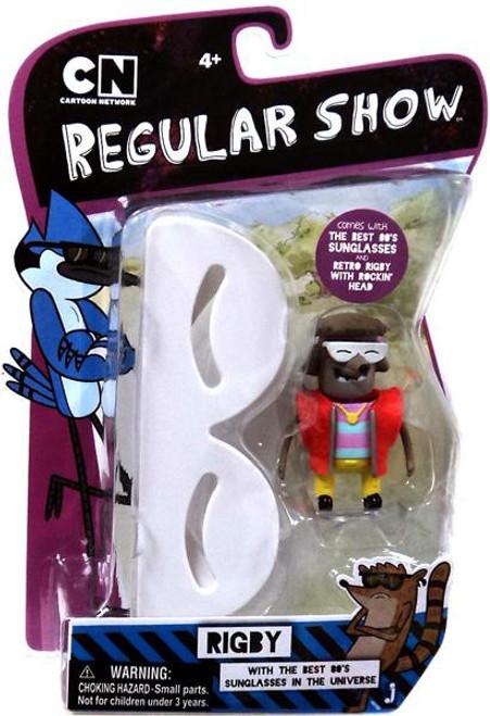 Cartoon Network Regular Show Rigby Action Figure [Retro]