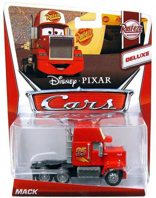 Disney / Pixar Cars Series 3 Mack Diecast Car