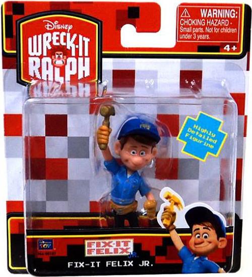 Disney Wreck-It Ralph Fix-It Felix Jr. 3-Inch Mini Figure