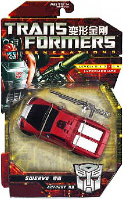 Transformers Generations Swerve Deluxe Action Figure
