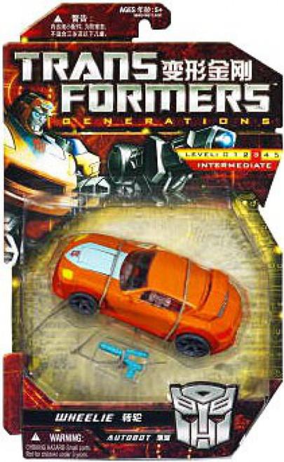 Transformers Generations Wheelie Deluxe Action Figure