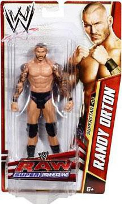 WWE Wrestling Series 25 Randy Orton Action Figure #9