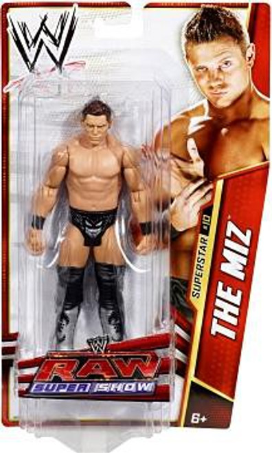 WWE Wrestling Series 25 The Miz Action Figure #10