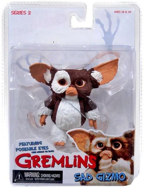 NECA Gremlins Mogwais Series 3 Gizmo Action Figure