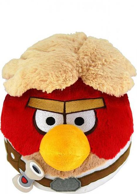 Star Wars Angry Birds Luke Skywalker Bird 5-Inch Plush
