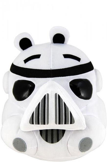 Star Wars Angry Birds Stormtrooper Pig 5-Inch Plush