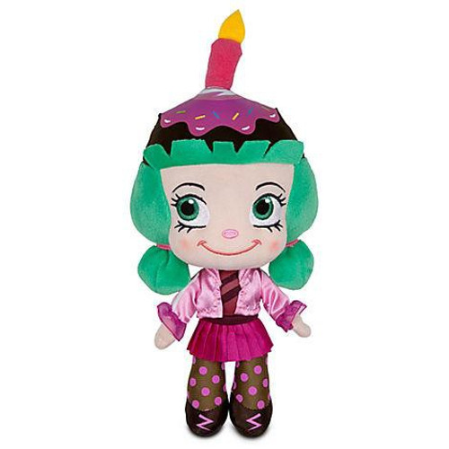 Disney Wreck-It Ralph Scented Candle Head Exclusive 9-Inch Mini Bean Bag Plush