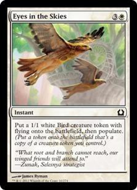 MtG Return to Ravnica Common Eyes in the Skies #10