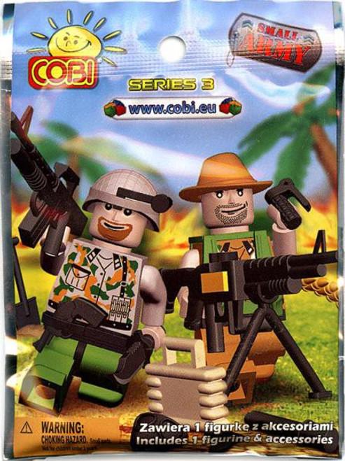 Small Army COBI Blocks Series 3 Mystery Pack