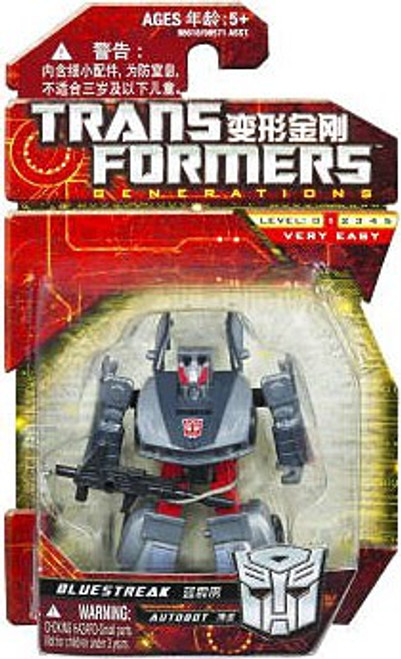 Transformers Generations Legion Bluestreak Legion Action Figure
