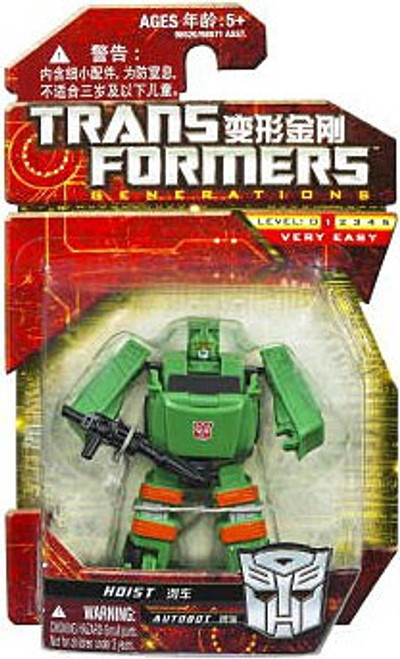 Transformers Generations Legion Hoist Legion Action Figure