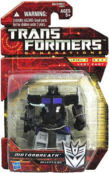 Transformers Generations Legion Motorbreath Legion Action Figure