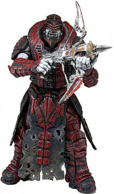 NECA Gears of War 3 Best Of Theron Sentinel Exclusive Action Figure