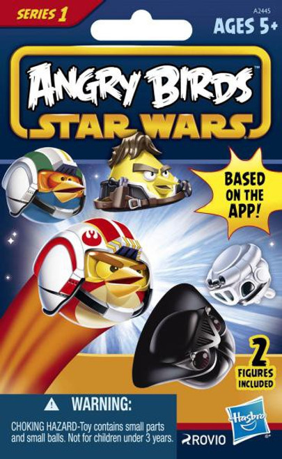 Angry Birds Star Wars Series 1 Mystery Pack
