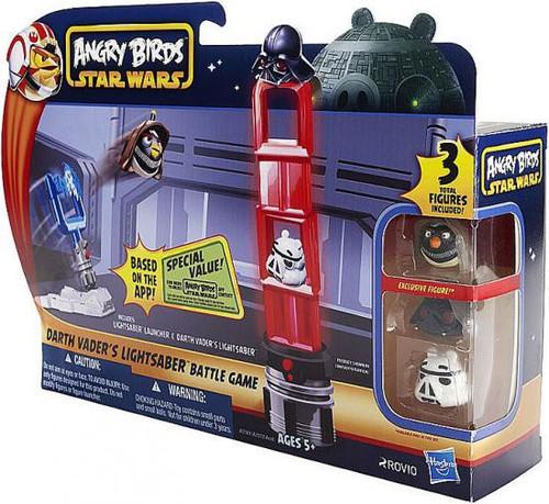 Star Wars Angry Birds Darth Vader's Lightsaber Battle Game