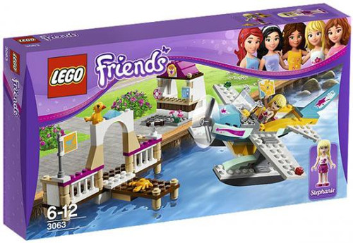 LEGO Friends Heartlake Flying Club Exclusive Set #3063