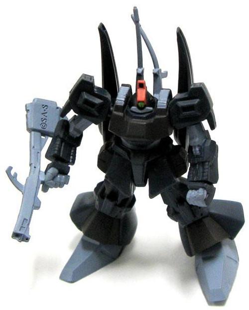 Z Gundam Gashapan DX3 RMS-099 3-Inch PVC Figure #4 [Dark Blue]