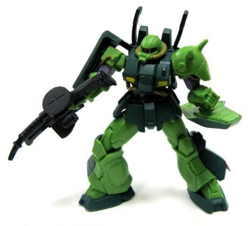 Z Gundam Gashapan DX3 RMS-106 3-Inch PVC Figure #9 [Green]