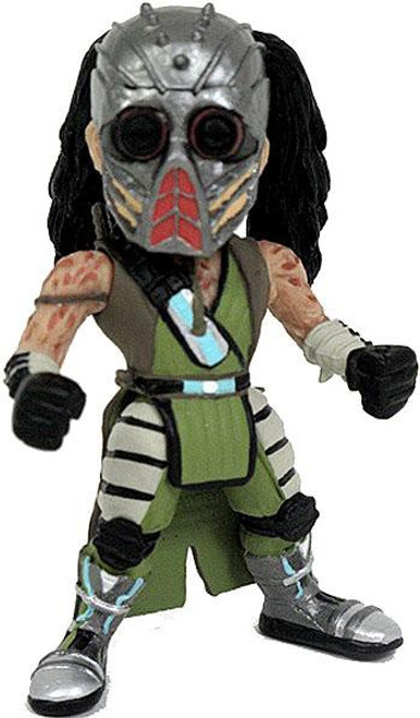 Mortal Kombat Super Deformed Kabal 2.75-Inch Mini Figure