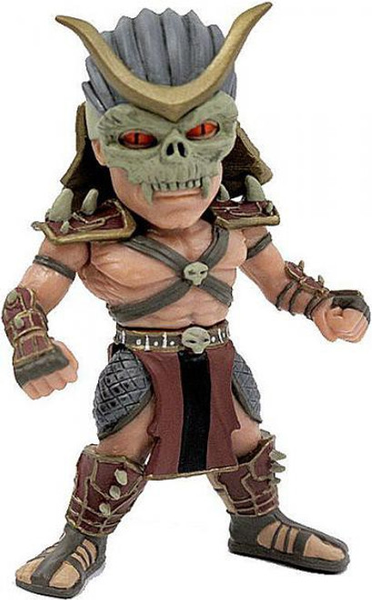 Mortal Kombat Super Deformed Shao Kahn 2.75-Inch Mini Figure
