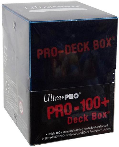 Ultra Pro Card Supplies Pro-Deck Dark Blue Deck Box [100 Count]