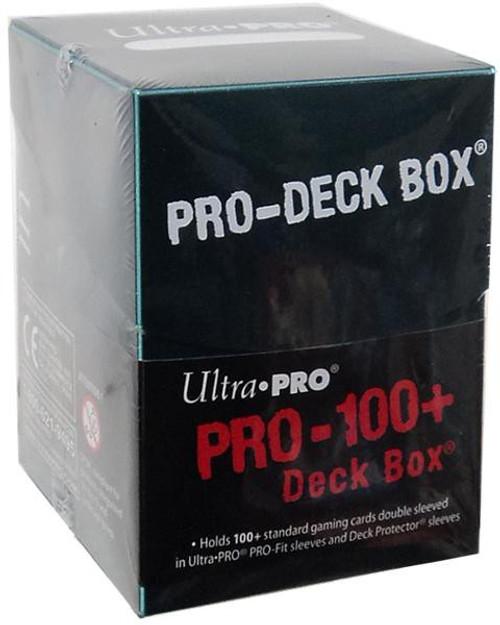 Ultra Pro Card Supplies Pro-Deck Dark Green Deck Box [100 Count]
