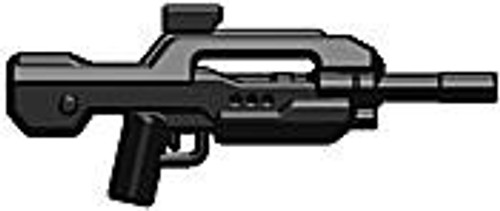 BrickArms XBR4 Experimental Battle Rifle #4 2.5-Inch #4 [Black]