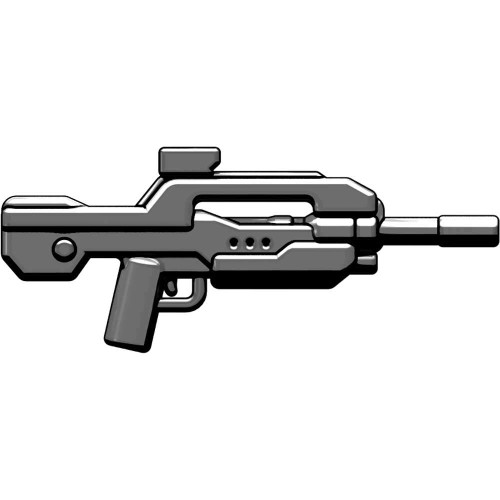 BrickArms XBR4 Experimental Battle Rifle #4 2.5-Inch #4 [Gunmetal]