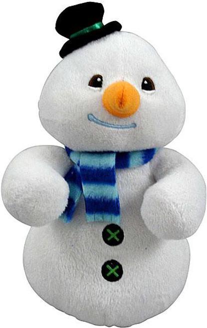 Disney Doc McStuffins Chilly 7-Inch Beanbag Plush [Light Blue Mouth]