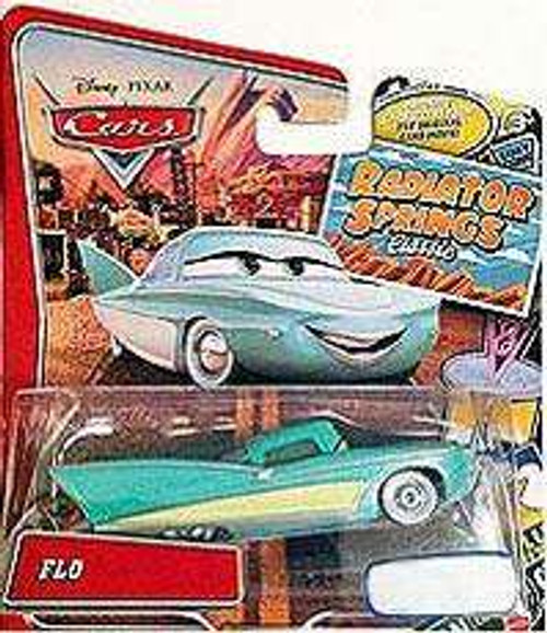 Disney / Pixar Cars Radiator Springs Classic Flo Exclusive Diecast Car