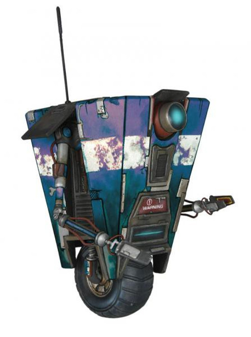 NECA Borderlands Claptrap Action Figure [Blu14]
