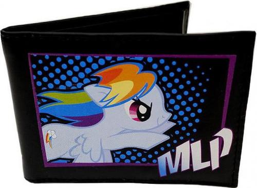 My Little Pony Rainbow Dash Bifold Wallet