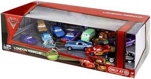 Disney / Pixar Cars Cars 2 Multi-Packs London Rescue 12-Pack Exclusive Diecast Car Set