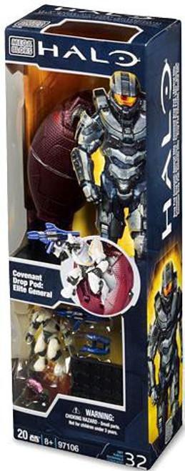 Mega Bloks Halo Covenant Drop Pod: Elite General Set #97106