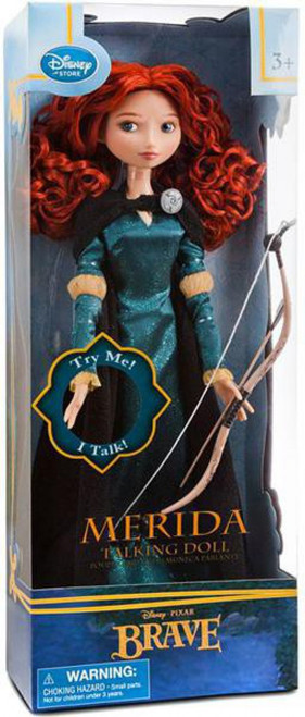 Disney / Pixar Brave Merida Exclusive 17-Inch Doll [Talking]
