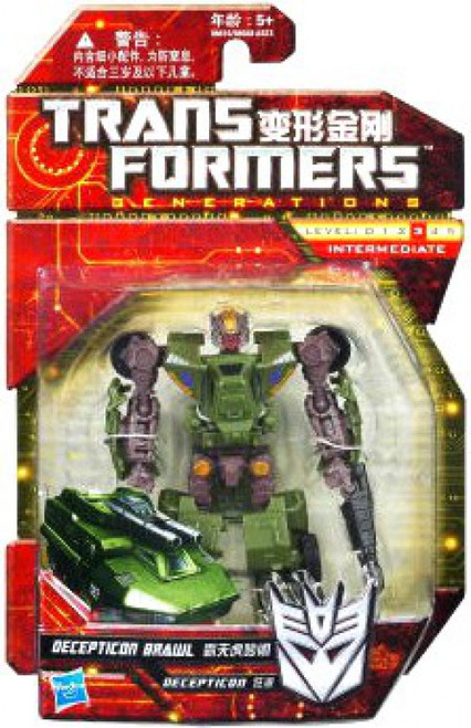 Transformers Generations Scout Decepticon Brawl Scout Action Figure