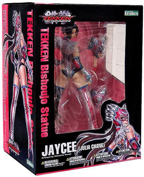 Tekken Tag Tournament 2 Bishoujo Jaycee Statue
